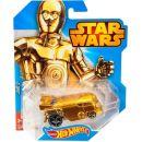 Hot Wheels Star Wars Autíčko C-3PO 2
