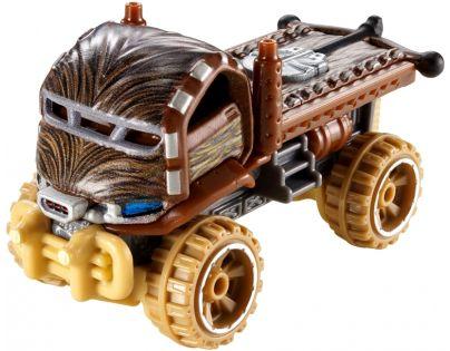 Hot Wheels Star Wars Autíčko - Chewbacca