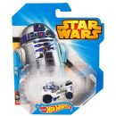 Hot Wheels Star Wars Autíčko - R2-D2 3