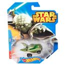 Hot Wheels Star Wars Autíčko - Yoda 4