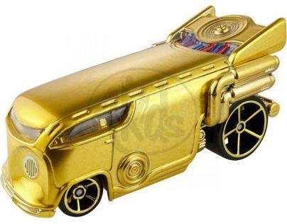 Hot Wheels Star Wars Autíčko - C-3PO