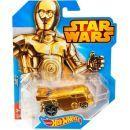 Hot Wheels Star Wars Autíčko - C-3PO 2
