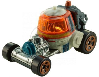 Hot Wheels Star Wars Autíčko - Chopper