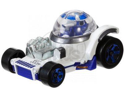 Hot Wheels Star Wars Autíčko - R2-D2