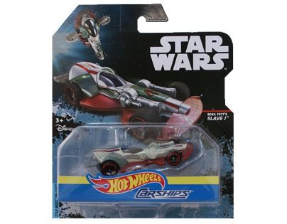 Hot Wheels Star Wars Carship - Boba Fett´s Slave I
