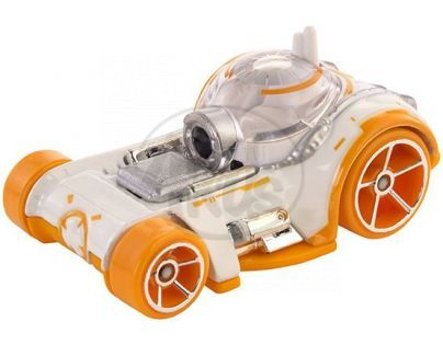 Hot Wheels Star Wars Character cars angličák - BB-8 DXP33