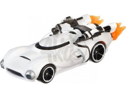 Hot Wheels Star Wars Character cars angličák - Flametrooper DXP30