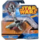 Hot Wheels Star Wars Kolekce hvězdných lodí - Boba Fett´s Slave I 2
