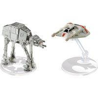 Hot Wheels Star Wars Starship - AT-AT vs. Rebel Snowspeeder DYH43