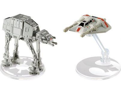 Hot Wheels Star Wars Starship - AT-AT vs. Rebel Snowspeeder DYH43