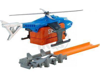 Hot Wheels Helikoptéra S.W.A.T.