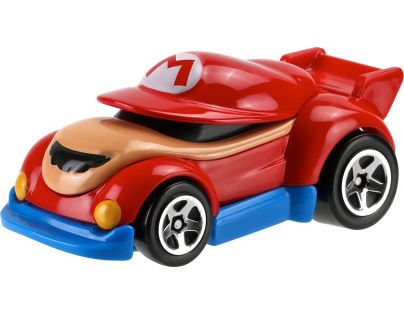 Hot Wheels Super Mario angličák Mario