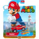 Hot Wheels Super Mario angličák Mario 4