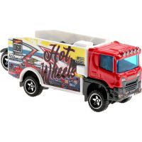 Hot Wheels tahač Scania Rally Truck
