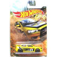 Mattel Hot Wheels Tématické auto Klasická kolekce 08 Lancer Evolution