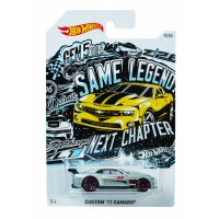 Hot Wheels Tématické auto Prémiová kolekce Custom 11 Camaro