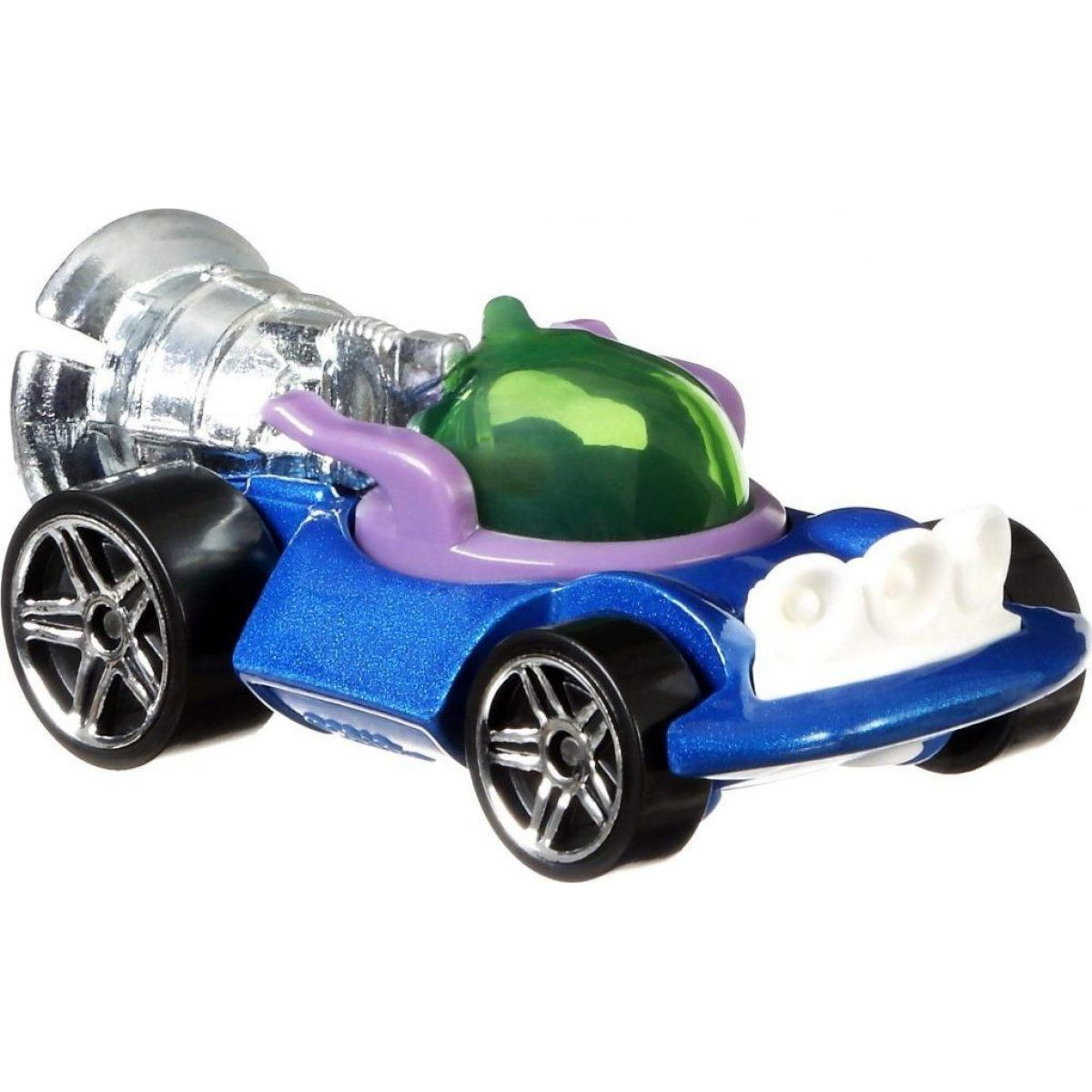 Hot Wheels tematické auto Toy story Alien
