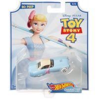 Hot Wheels tématické auto Toy story Bo Peep 2