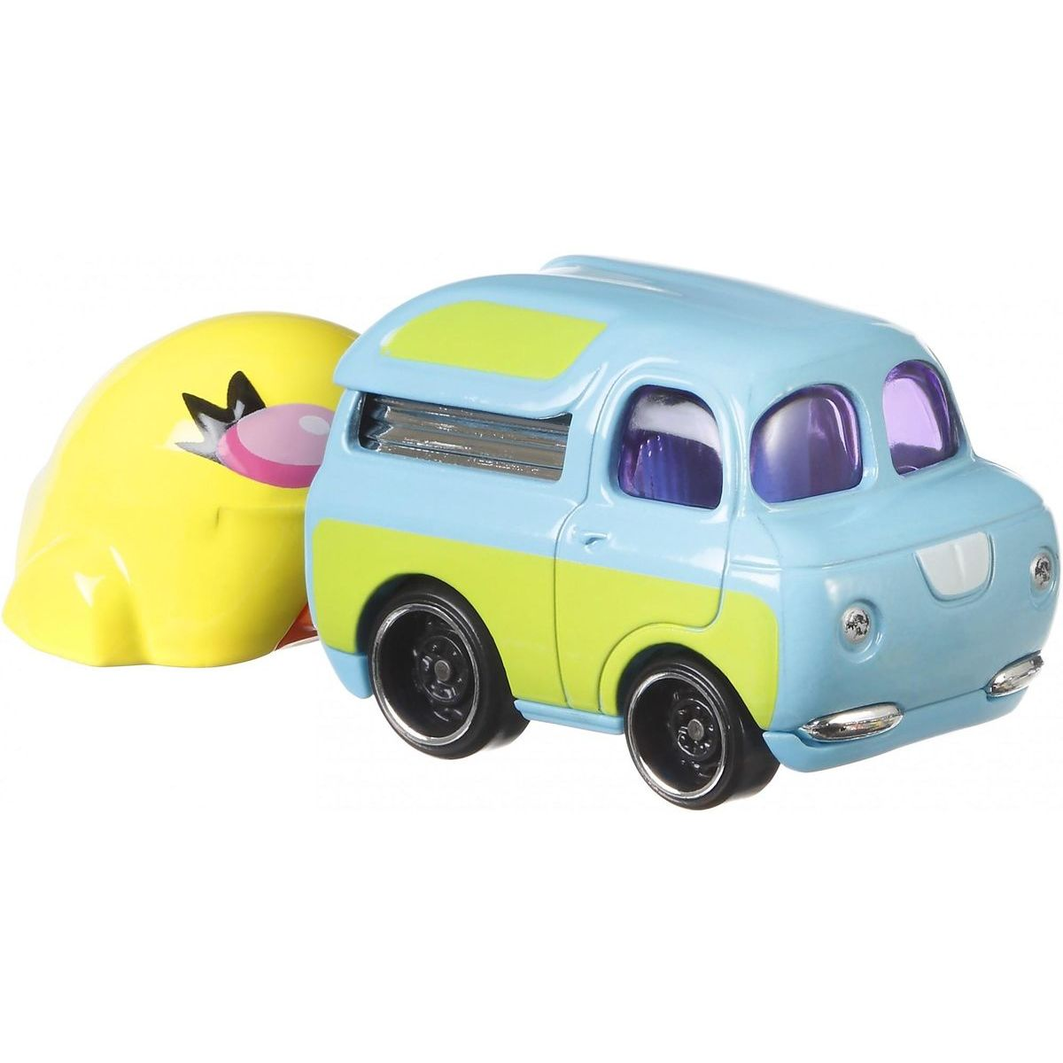 Hot Wheels tematické auto Toy story Ducky and Bunny