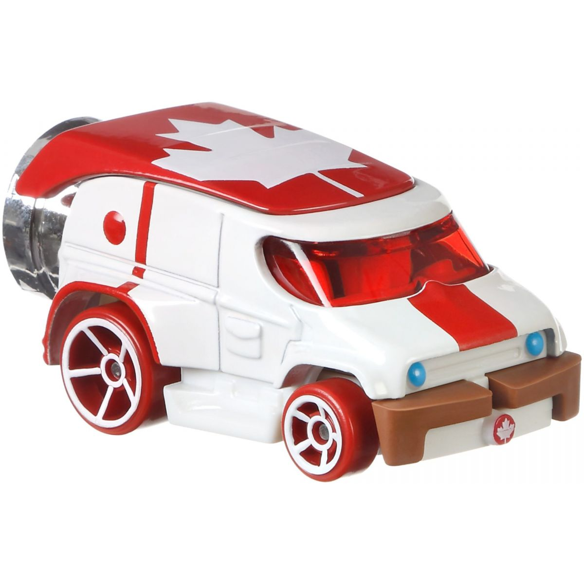 Hot Wheels tematické auto Toy story Duke Caboom