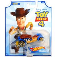 Hot Wheels tématické auto Toy story Woody