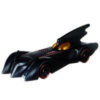 Hot Wheels Tématické auto Batman Batmobil černý