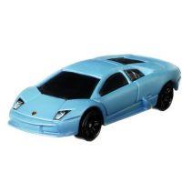 Hot Wheels Tématické auto Batman Lamborgini Murcielago