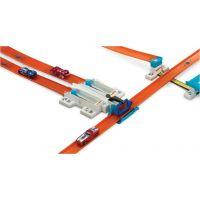 Hot Wheels Track builder doplňky a dráhy - DJD68 2-Lane Launcher 4