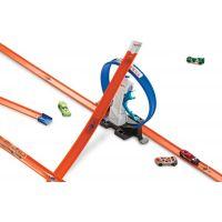Hot Wheels Track builder doplňky a dráhy - DMH51 Loop Launcher 4