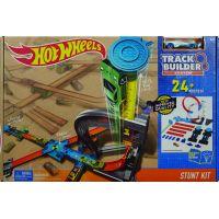 Hot Wheels Track builder Dráha pro lišácké kousky 2