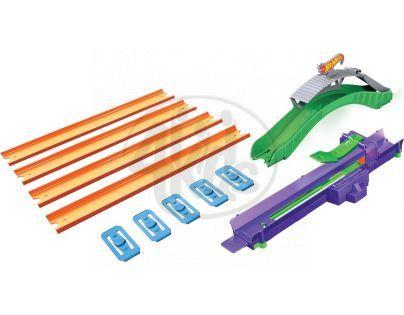 Hot Wheels Track Builder Rozšiřující set - Bridge Pack