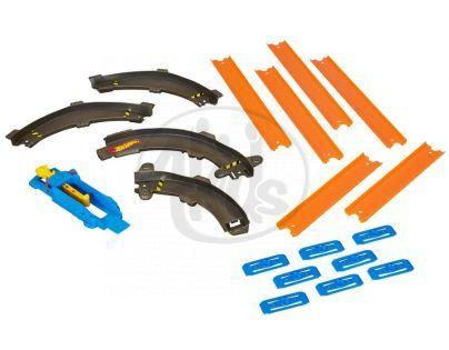 Hot Wheels Track Builder Rozšiřující set - Sada zatáček