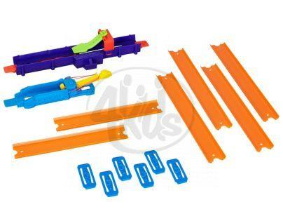 Hot Wheels Track Builder Rozšiřující set - Startovací balíček