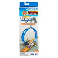 Hot Wheels Track Builder set doplňků s dráhou Loop Kit