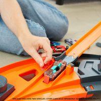 Mattel Hot Wheels track builder svislá dráha 3