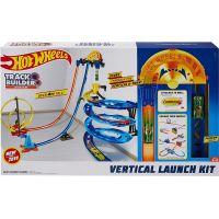 Mattel Hot Wheels track builder svislá dráha 6