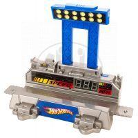 Hot Wheels Track Builder velký set - Digitální rychloměr 2