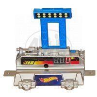 Hot Wheels Track Builder velký set - Digitální rychloměr 3