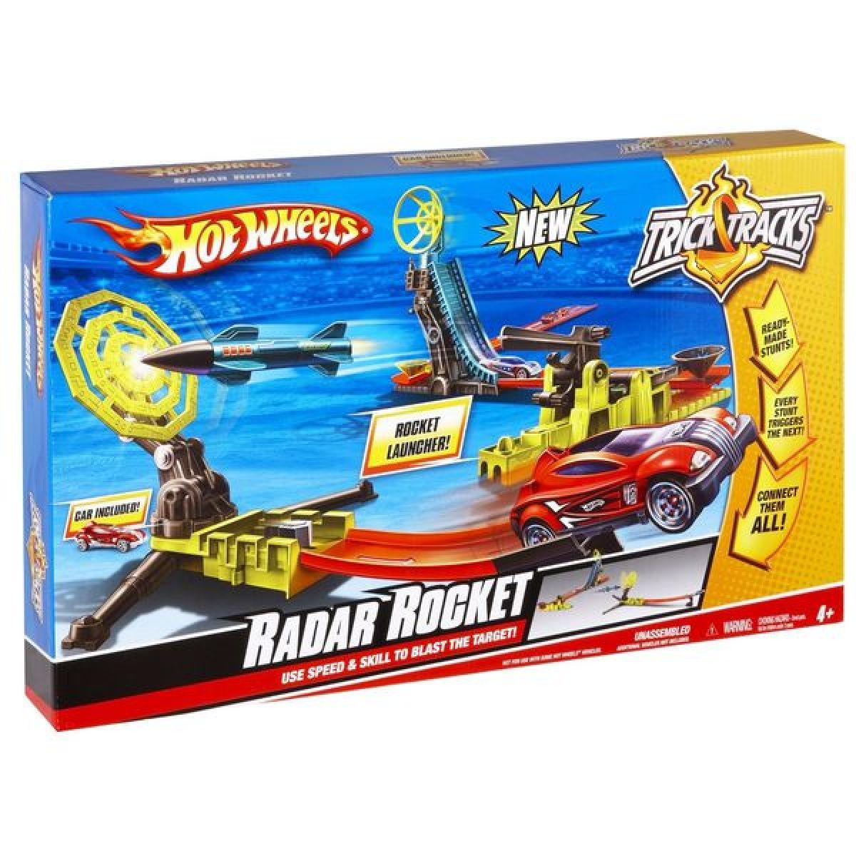 Hot Wheels Trick Track Starter Set R4165