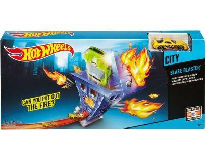 Hot Wheels Hrací sady speciálních efektů - Blaze Blaster