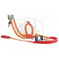 Mattel Y0276 - Hot Wheels Sestav si Mega dráhu