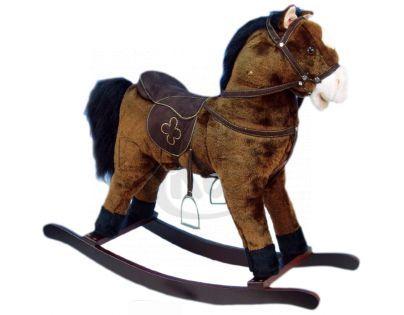 Houpací kůň se zvukem 70cm