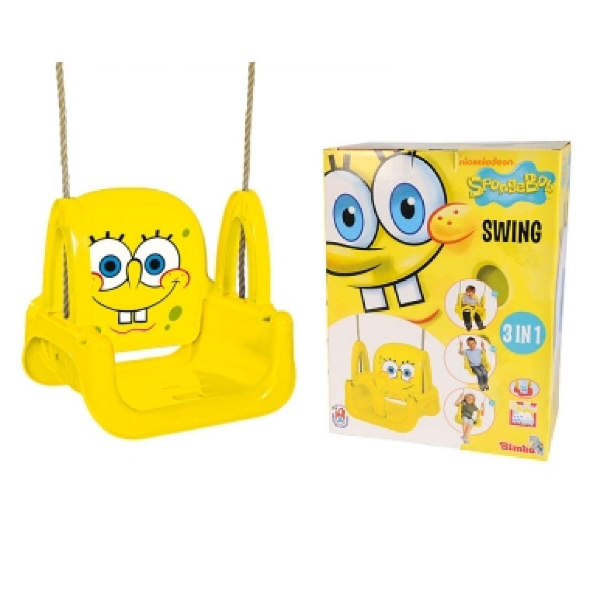 Houpačka SpongeBob 3v1