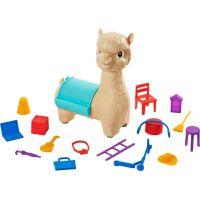 Mattel Hra plivající Alpaka