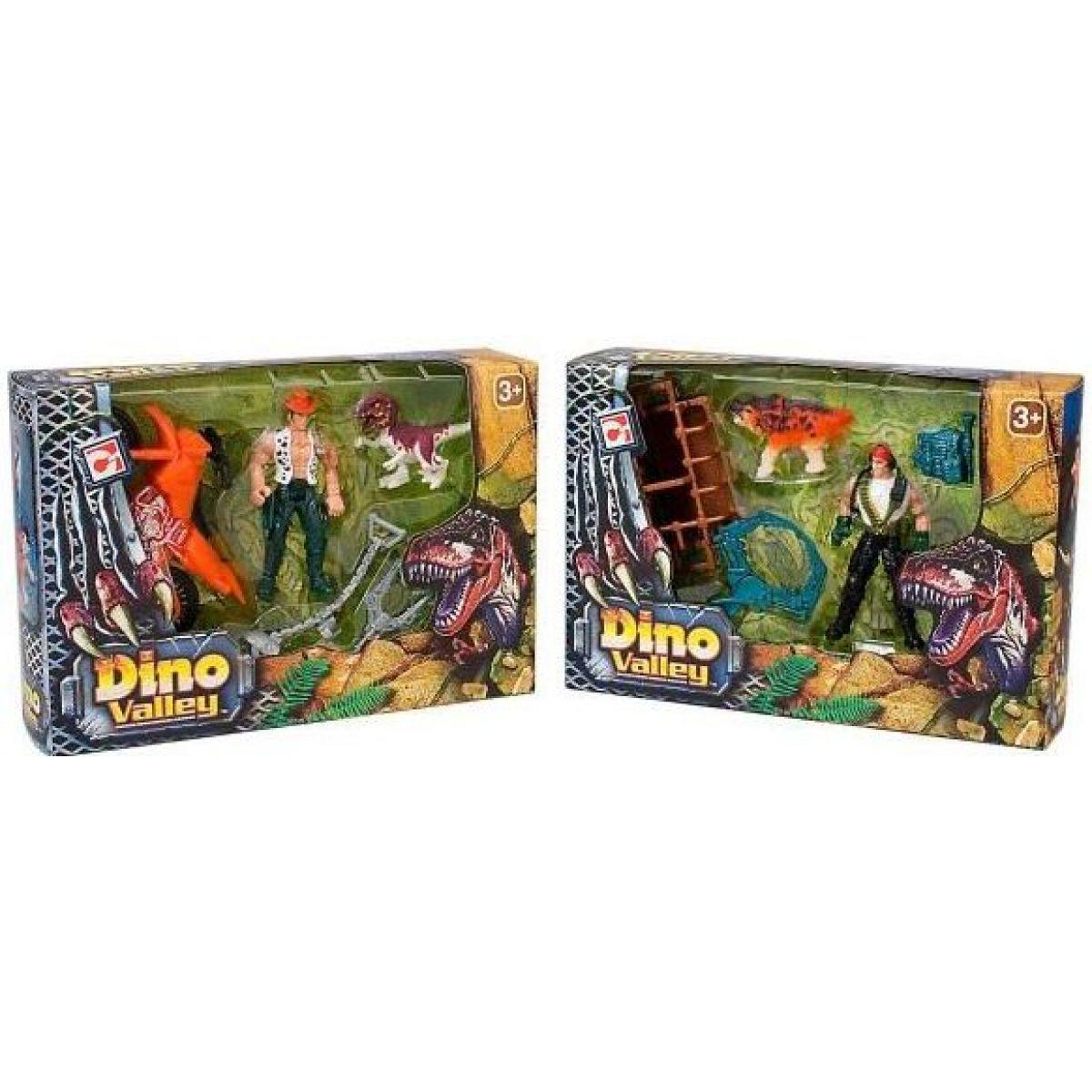 Hrací set Dinosaurus mláďátko