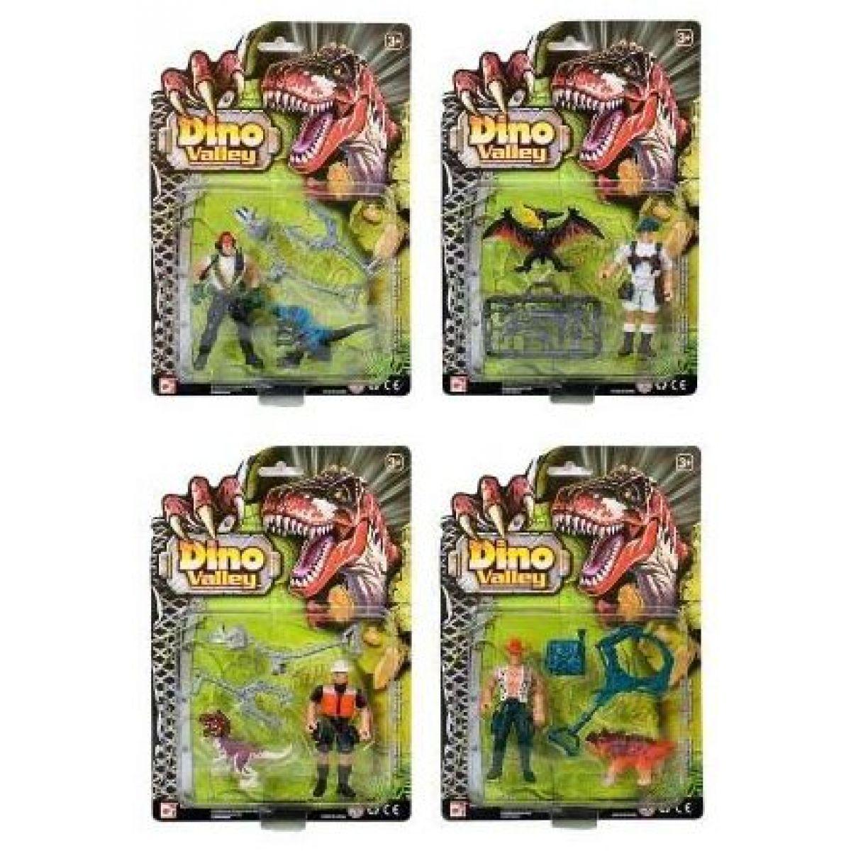Hrací set s dinosaurem