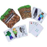 Hrací karty Minecraft