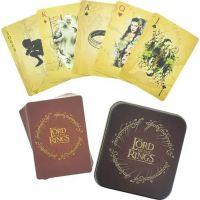 Epee Merch Hrací karty Pán prstenů