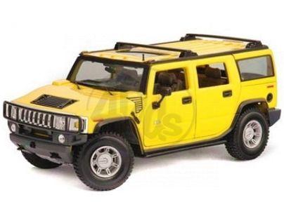 Hummer H2 SUV 2003 KIT Maisto 1:18