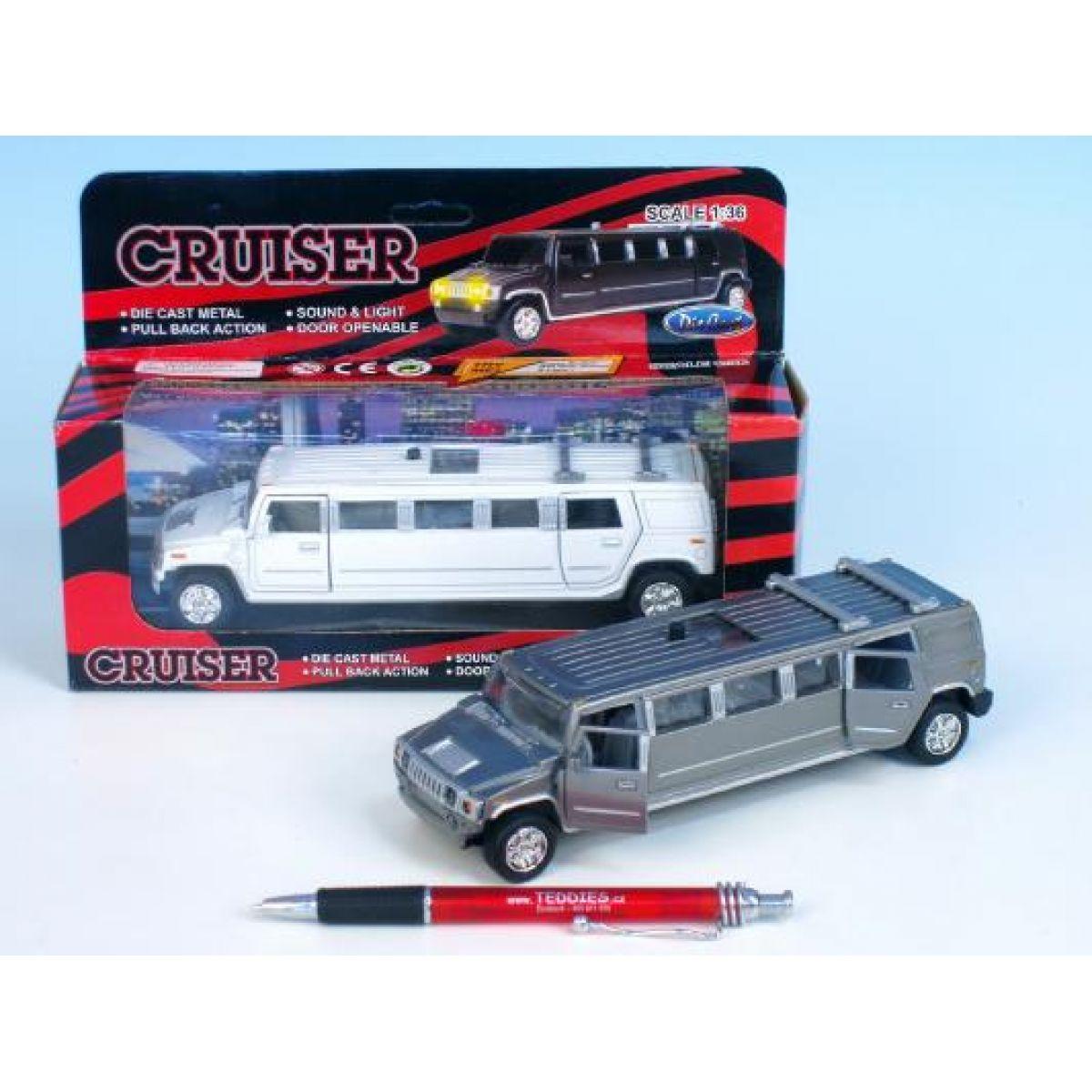 Hummer limuzína kov 1:36